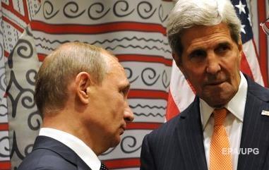 Керри: Присутствие России в Сирии может быть выгодно США