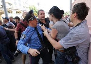 Митинг 18 мая - Титушко - Сницарчук - Рада - Защиту пострадавших на митинге 18 мая журналистов не пригласили на заседание следственной комиссии ВР