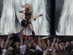 Фотогалерея: Мадонна в Северной Пальмире