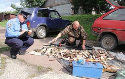 Рыбинспекцию в Украине заменит рыбный патруль