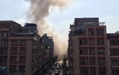 В Китае прогремел еще один взрыв – СМИ