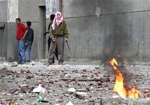 Неизвестные устроили поджог в лагере миротворческой миссии ООН на Синае