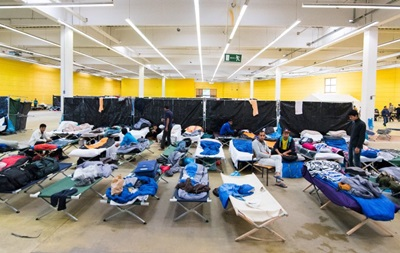 В Гамбурге подрались две сотни беженцев