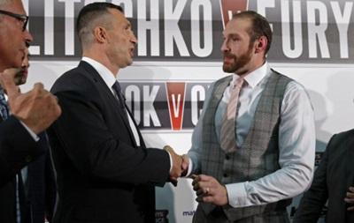 Питер Фьюри: Клинчи Кличко не сработают в бою с Тайсоном