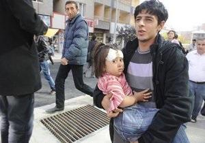 Украинские спасатели вылетели в Турцию