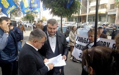 Главному  свободовцу  Киевской области объявили подозрение