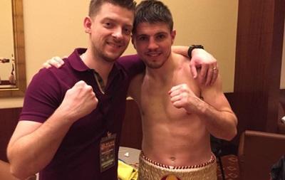 Ханас: Создавая компанию Fight Promotion, мы видели большой потенциал боксеров в Украине