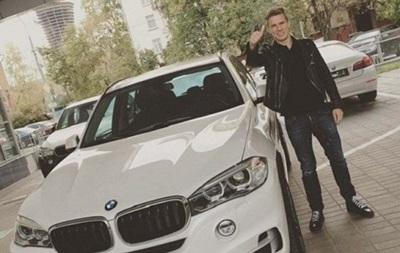 Болельщик московского ЦСКА подарил полузащитнику BMW