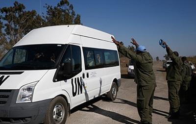 ООН приостановила гуманитарную операцию в Сирии