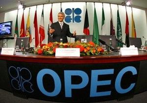 Страны ОПЕК не намерены менять объемы добычи нефти