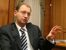 Яценюк: У нас так, чуть что – виноваты россияне