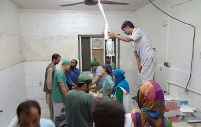 Врачи без границ : США знали координаты обстреленной больницы