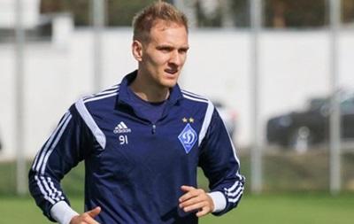 Перед матчем с Ворсклой два игрока Динамо работают по индивидуальной программе