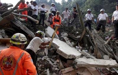 Оползень в Гватемале уже унес жизни 86 человек