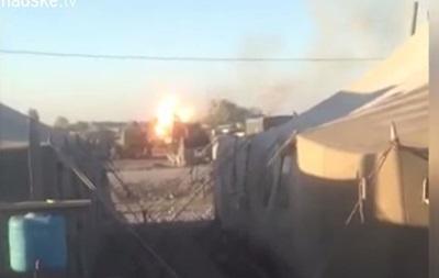 Взрыв танка на полигоне в Днепропетровской области: пострадали трое военных