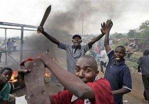В Кении в межплеменных столкновениях погибли 32 человека