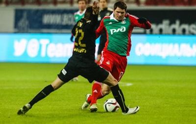 Украинский защитник Михалик в матче чемпионата России сломал ребро