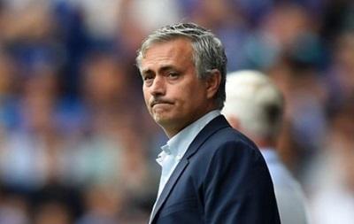 Челси выразил поддержку Жозе Моуринью