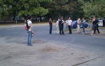 Киевлянин ограбил женщину, угрожая бутылкой водки