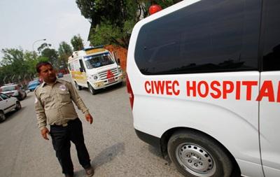 В Непале автобус упал в пропасть: шесть погибших, более 20 пострадали