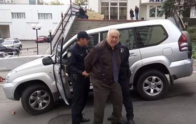 Полиция Киева задержала пьяного кандидата в мэры Харькова