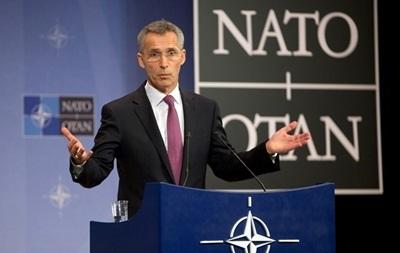 НАТО сообщает о присутствии наземных сил РФ в Сирии