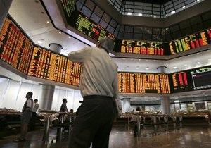 Рынки: украинские индексы торгуются в красной зоне