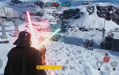 В Star Wars: Battlefront показали бой Дарта Вейдера и Скайуокера