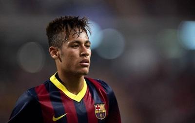 Неймар не продлевает контракт с Барселоной из-за проблем с налогами
