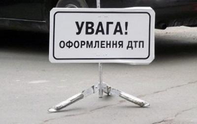 На Львовщине авто сбило четырех детей