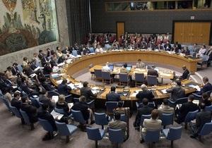 Совбез ООН соберется на экстренное заседание в связи с захватом Флотилии свободы