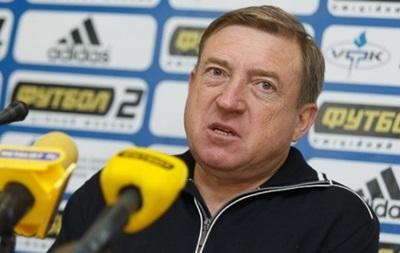 Говерла будет подавать апелляцию на запрет ФИФА