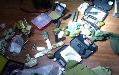 СБУ разоблачила канал поступления оружия из района АТО