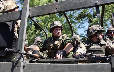 В штабе АТО заявили о нарушении режима перемирия