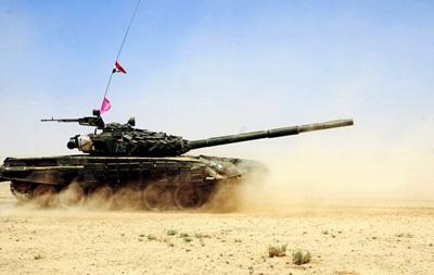 Армия Сирии объявила о наступлении
