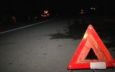 В Киеве пьяный водитель сбил прохожих: погибла женщина