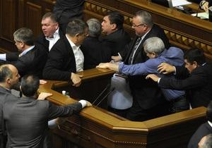 Рада рассмотрит кандидатуру Азарова только после избрания вице-спикеров - Верховна Рада
