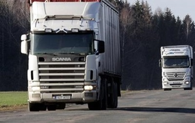 Украина не получила от России разрешения на грузоперевозки