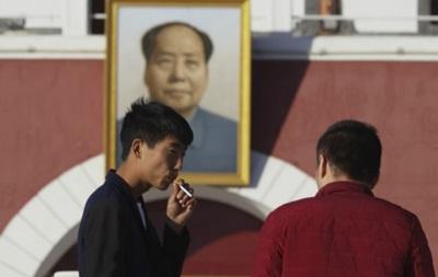 Ученые: Курение убьет две трети молодых китайцев