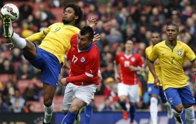Аргентина и Бразилия проиграли на старте отбора на ЧМ-2018