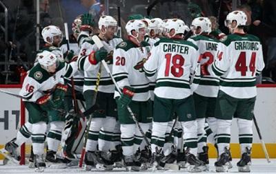NHL: Эффектный камбэк Миннесоты, гостевые успехи Оттавы и Виннипега