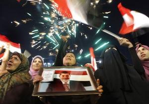 Сторонники Мурси призвали к массовым протестам