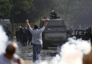 Антиамериканские протесты в Каире: более 200 пострадавших, США не приостановят оказание помощи Египту