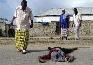 ООН: за несколько дней столицу Сомали покинули более 22 тысяч человек