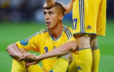 Хачериди не поможет сборной Украины в матче с Испанией