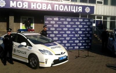В Запорожье стартовал набор в новую полицию