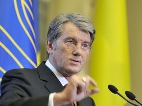 Ющенко: Если лекарств не будет хватать, то обратимся к мировой общественности