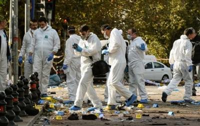 В Турции скорбят по жертвам двух взрывов