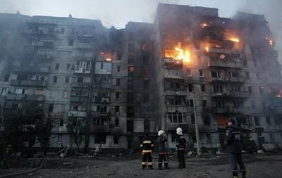 ОБСЕ не смогли установить место обстрела Донецка