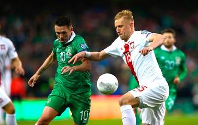 Евро-2016: Сегодня Польша поспорит с Ирландией за путевку на чемпионат
